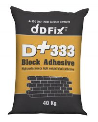 D+ 333 Block Adhesive