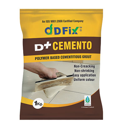 D+ Cemento Polymer Grout