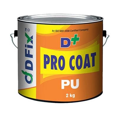 D+ Pro Coat 2k Pu
