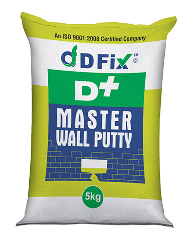 D+ Wall Putty